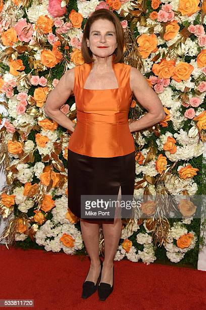 Actress Tovah Feldshuh attends the 61st Annual Obie Awards at Webster Hall on May 23 2016 in New York City