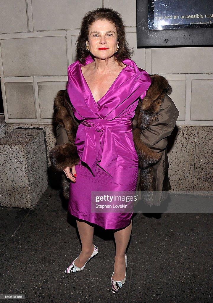 Actress Tovah Feldshuh attends the 'Cat On A Hot Tin Roof' Opening Night at Richard Rodgers Theatre on January 17, 2013 in New York City.