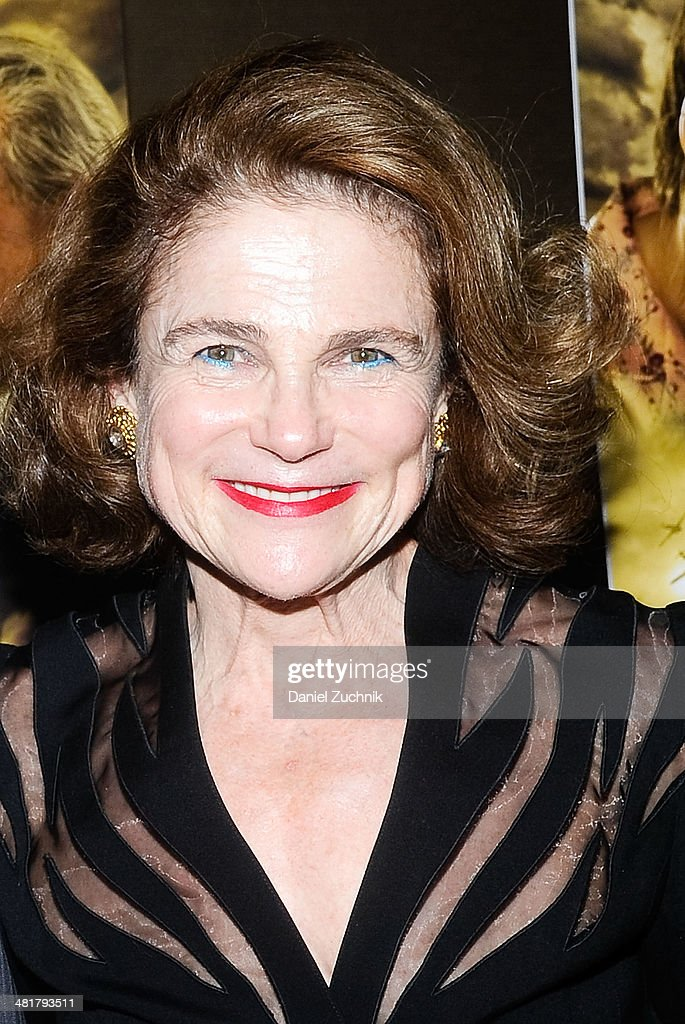 Actress <a gi-track='captionPersonalityLinkClicked' href=/galleries/search?phrase=Tovah+Feldshuh&family=editorial&specificpeople=208758 ng-click='$event.stopPropagation()'>Tovah Feldshuh</a> attends the 'Walking With The Enemy' screening at Dolby 88 Theater on March 31, 2014 in New York City.