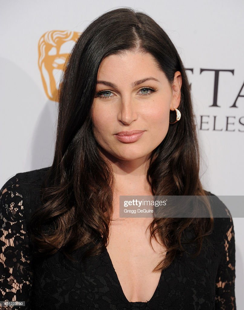 Actress Trace Lysette arrives at The BAFTA Tea Party at Four Seasons Hotel Los Angeles at Beverly Hills on January 7, 2017 in Los Angeles, California.