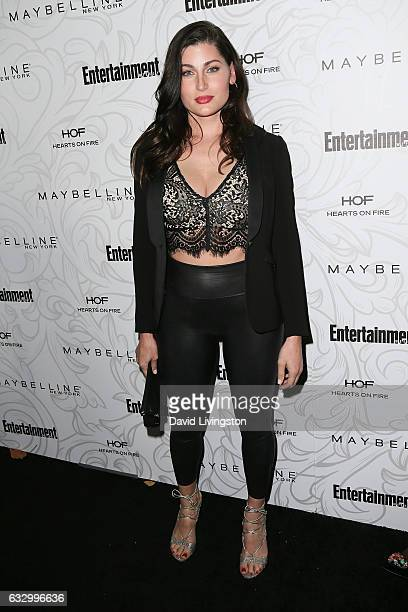 Actress Trace Lysette arrives at the Entertainment Weekly celebration honoring nominees for The Screen Actors Guild Awards at the Chateau Marmont on...