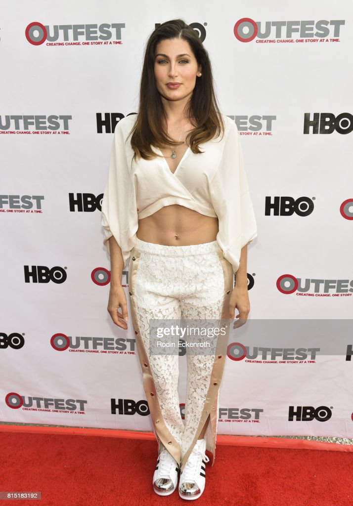 Actress Trace Lysette attends the 2017 Outfest Los Angeles LGBT Film Festival screening of Amazon's 'Transparent' Season 4 at Director's Guild Of America on July 15, 2017 in West Hollywood, California.