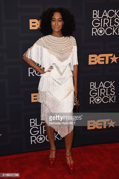 Actress Tracee Ellis Ross attends Black Girls Rock 2016 on April 1 2016 in New York City