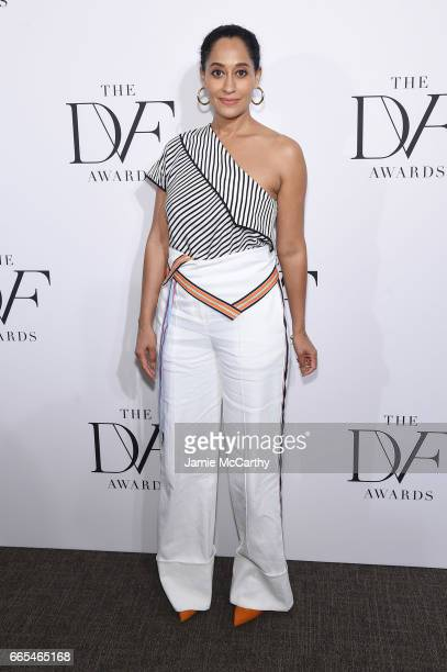 Actress Tracee Ellis Ross attends the 2017 DVF Awards at United Nations Headquarters on April 6 2017 in New York City