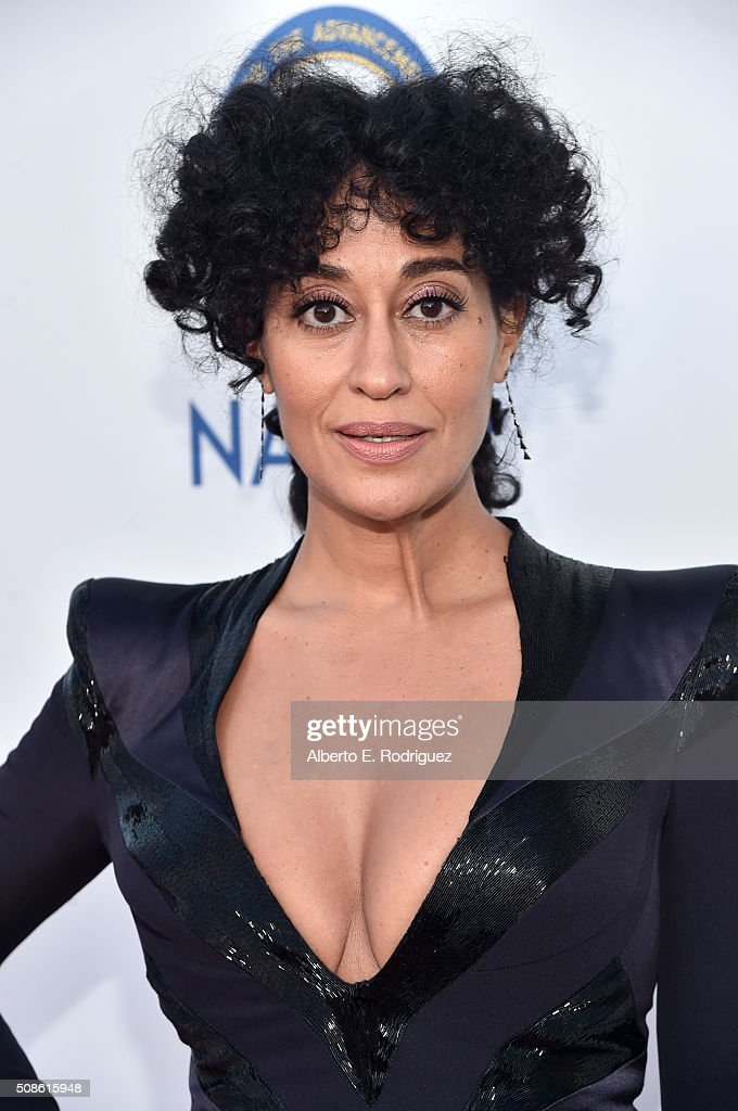 Actress <a gi-track='captionPersonalityLinkClicked' href=/galleries/search?phrase=Tracee+Ellis+Ross&family=editorial&specificpeople=211601 ng-click='$event.stopPropagation()'>Tracee Ellis Ross</a> attends the 47th NAACP Image Awards presented by TV One at Pasadena Civic Auditorium on February 5, 2016 in Pasadena, California.