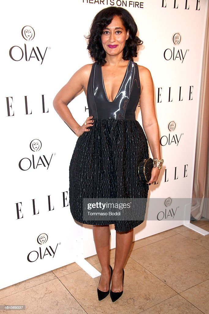 Actress <a gi-track='captionPersonalityLinkClicked' href=/galleries/search?phrase=Tracee+Ellis+Ross&family=editorial&specificpeople=211601 ng-click='$event.stopPropagation()'>Tracee Ellis Ross</a> attends the ELLE Women In Television Celebration held at the Sunset Tower on January 22, 2014 in West Hollywood, California.