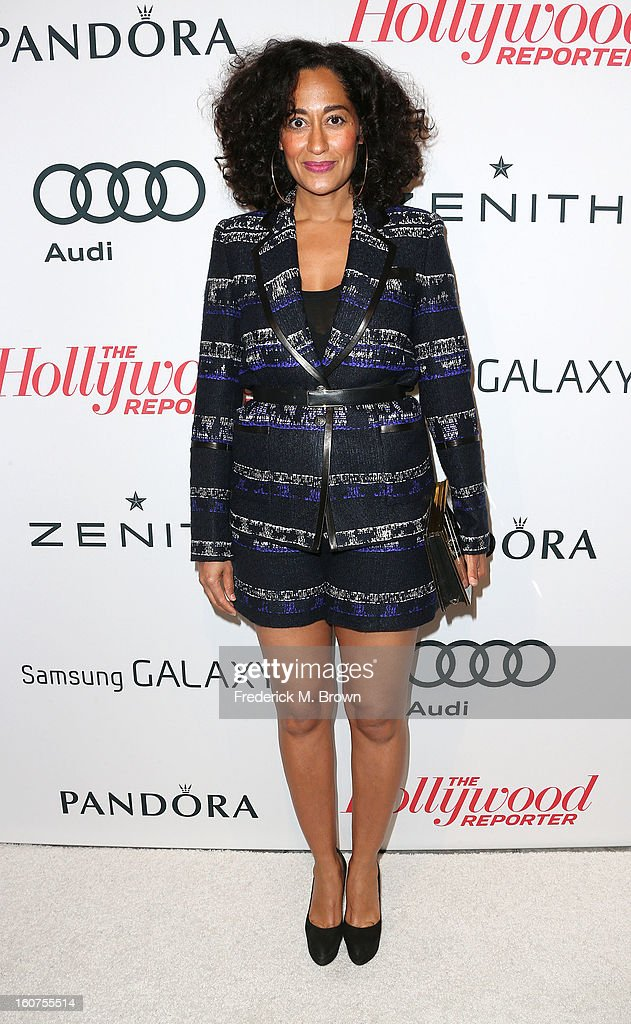 Actress Tracee Ellis Ross attends The Hollywood Reporter Nominees' Night 2013 Celebrating The 85th Annual Academy Award Nominees at Spago on February 4, 2013 in Beverly Hills, California.
