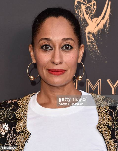 Actress Tracee Ellis Ross attends the Television Academy's Performers Peer Group Celebration at The Montage Beverly Hills on August 21 2017 in...