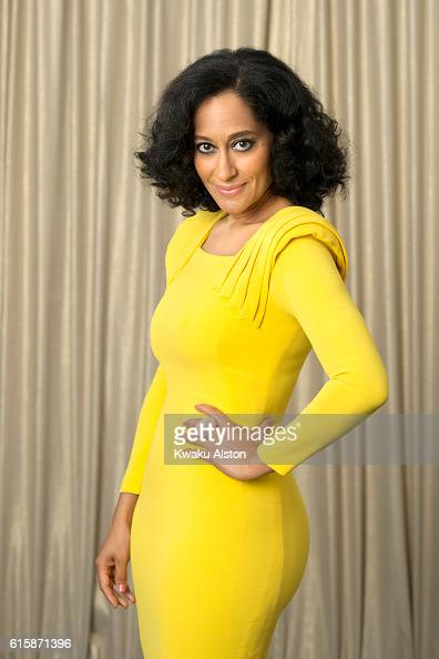 Actress Tracee Ellis Ross is photographed at the Black Men in Hollywood Dinner for Essence Magazine on February 2 2006 in Hollywood California