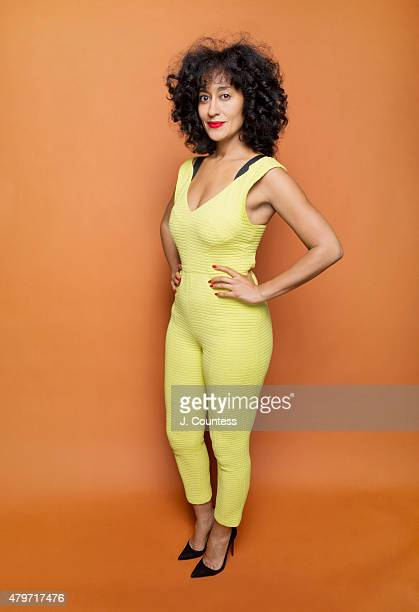 Actress Tracee Ellis Ross poses for a portrait at the American Black Film Festival on June 14 2015 in New York City