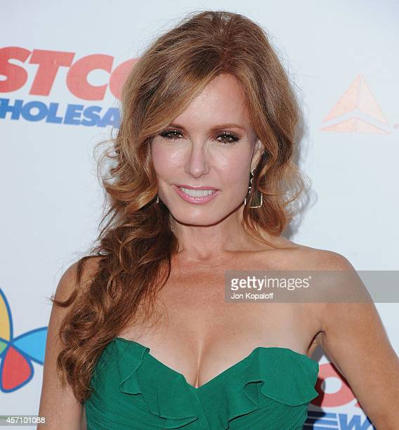 Actress Tracey Bregman arrives at the Children's Hospital Los Angeles Gala Noche de Ninos at LA Live Event Deck on October 11 2014 in Los Angeles...