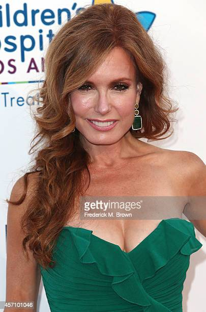 Actress Tracey Bregman attends the 2014 Children's Hospital Los Angeles Gala Noche De Ninos at LA Live Event Deck on October 11 2014 in Los Angeles...