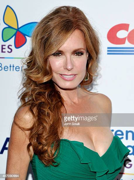Actress Tracey Bregman attends the Children's Hospital Los Angeles' Gala Noche De Ninos at LA Live on October 11 2014 in Los Angeles California