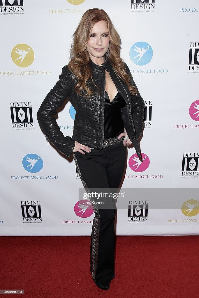 Actress Tracey Bregman attends the Opening Night Party For Divine Design 2013 on December 5, 2013 in Beverly Hills, California.