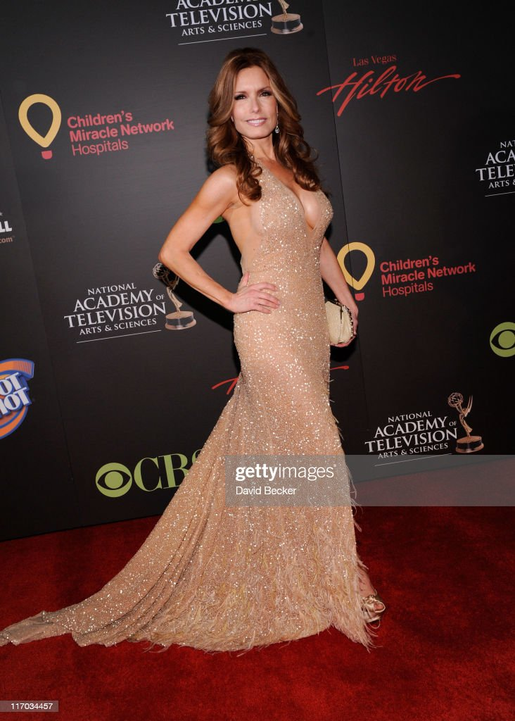 Actress Tracey E. Bregman arrives at the 38th Annual Daytime Entertainment Emmy Awards held at the Las Vegas Hilton on June 19, 2011 in Las Vegas, Nevada.