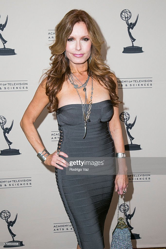 Actress Tracey E. Bregman arrives at the 40th Annual Daytime Emmy Nominees Cocktail Reception at Montage Beverly Hills on June 13, 2013 in Beverly Hills, California.