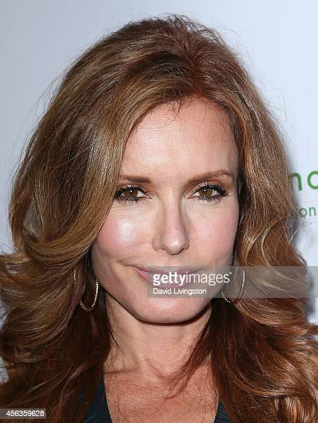 Actress Tracey E Bregman attends the Conscientious Table event at Crossroads Kitchen on September 29 2014 in Los Angeles California