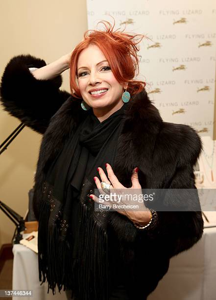 Actress Traci Lords attends day 1 of Kari Feinstein's Style Lounge on January 20 2012 in Park City Utah