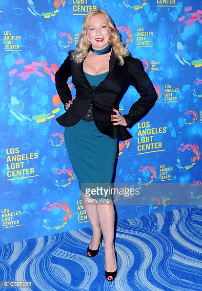 Actress Traci Lords attends Los...
