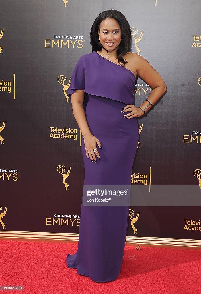 2016 Creative Arts Emmy Awards - Day 2 - Arrivals