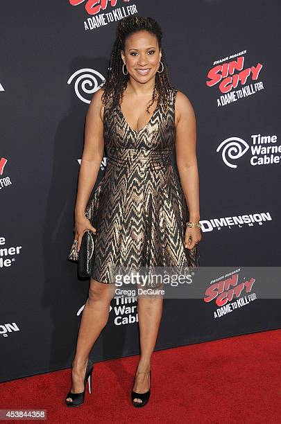 Actress Tracie Thoms arrives at the Los Angeles premiere of 'Sin City A Dame To Kill For' at TCL Chinese Theatre on August 19 2014 in Hollywood...