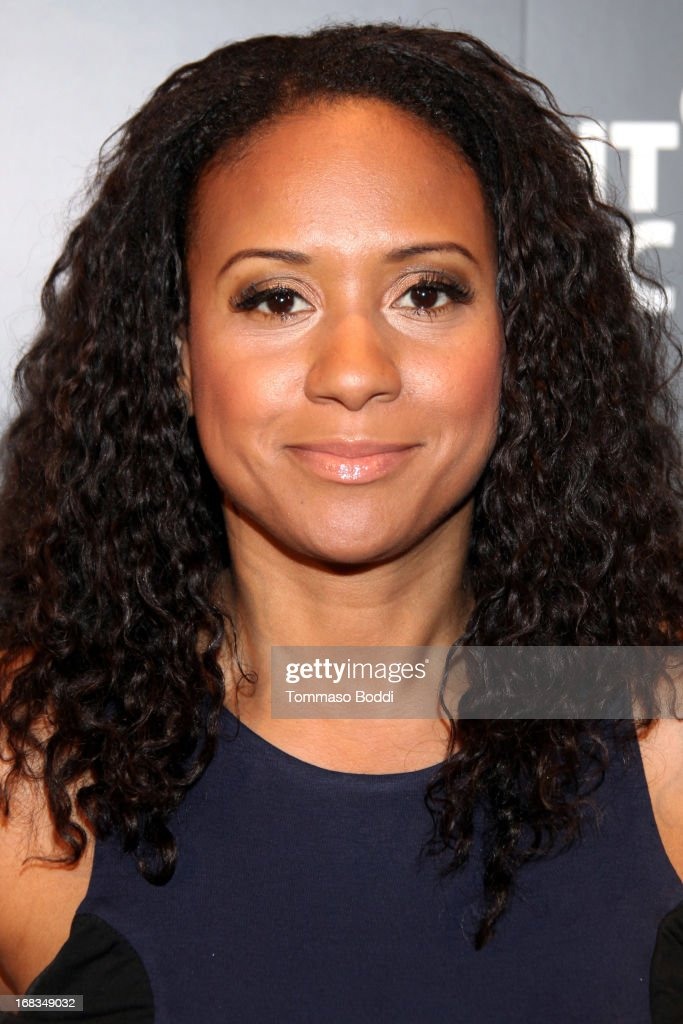 Actress Tracie Thoms attends the Montblanc Presents: The 24 Hour Plays 2013 LA cast announcement and kick-off party held at Montblanc Rodeo Drive Boutique on May 8, 2013 in Beverly Hills, California.