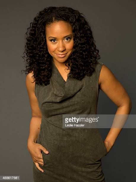 Actress Tracie Thoms is photographed on April 21 2013 in New York City