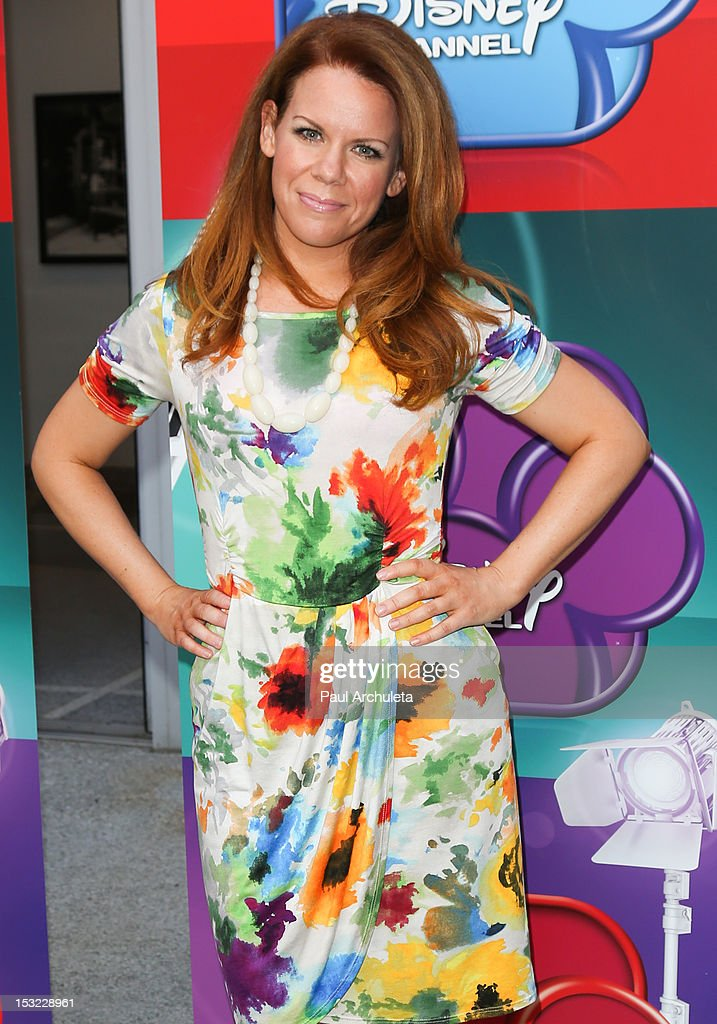 Actress Tracy Dawson attends the Disney Channel's 'Girl Vs. Monster' special screening at Walt Disney Studios on October 1, 2012 in Burbank, California.