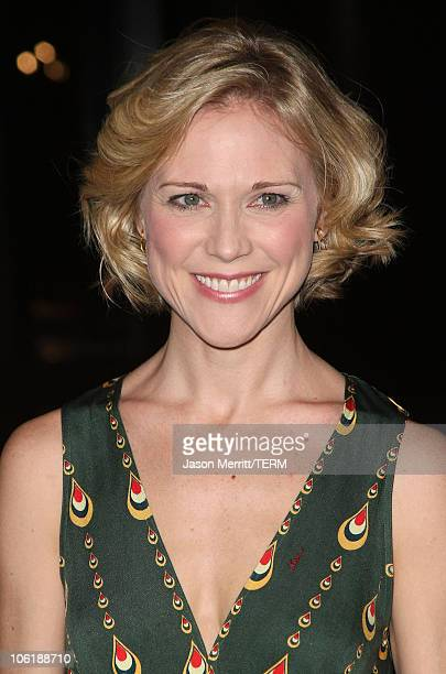 Actress Tracy Middendorf arrives at the 'Just Add Water' premiere on March 18 2008 in West Hollywood California