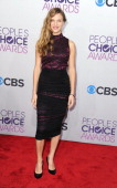 Actress Tracy Spiridakos attends the 2013 People's Choice Awards at Nokia Theatre LA Live on January 9 2013 in Los Angeles California