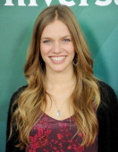 Actress Tracy Spiridakos poses at the 2013 NBC Universal TCA Winter Press Tour Day 1 at The Langham Huntington Hotel and Spa on January 6 2013 in...