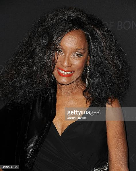 Actress Trina Parks attends 'Spectre' The Black Women of Bond Tribute at California African American Museum on November 3 2015 in Los Angeles...