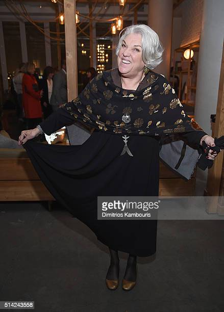 Actress Tyne Daly attends the after party of the New York premiere Of 'Hello My Name Is Doris' hosted by Roadside Attractions with The Cinema Society...