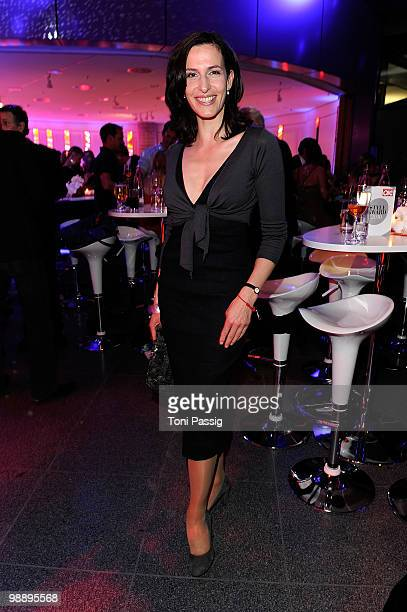 Actress Ulrike Frank attends the 'OK Style Award 2010' at the British Embassy on May 6 2010 in Berlin Germany