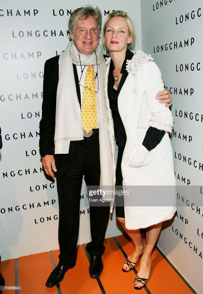 The Grand Opening Of Longchamp Flagship Store