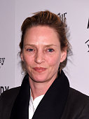 Actress Uma Thurman attends 2015 House Of SpeakEasy Gala at City Winery on January 28 2015 in New York City