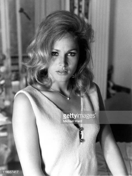 Actress Ursula Andress 1962