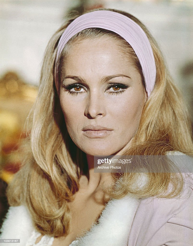 ursula andress makeup