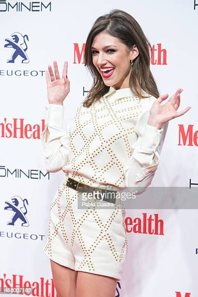 Actress Ursula Corbero attends the Men's Health Awards Gala at Goya Theatre on October 28 2014 in Madrid Spain