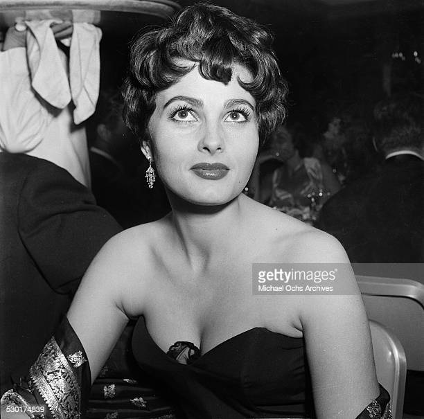 Actress Ursula Thiess attends the Photoplay Awards in Los AngelesCA