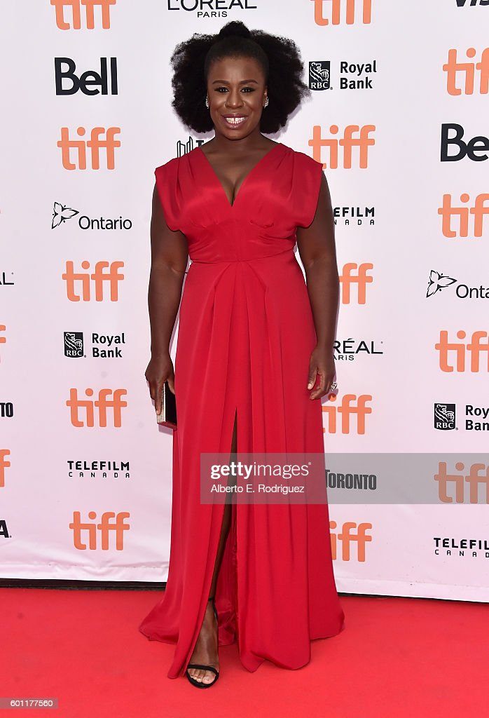 Actress Uzo Aduba attends the 'American Pastoral' premiere during the 2016 Toronto International Film Festival at Princess of Wales Theatre on September 9, 2016 in Toronto, Canada.