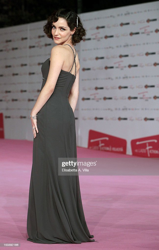 Actress Valentina Corti attends 'Trilussa, Storia d'Amore e di Poesia' premiere during the 2012 RomaFictionFest at Auditorium Parco della Musica on October 4, 2012 in Rome, Italy.