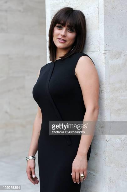 Actress Valentina Lodovini attends 'Il Tempo delle Donne' Film Award held at Centro Sperimentale di Cinematografia on September 15 2011 in Milan Italy