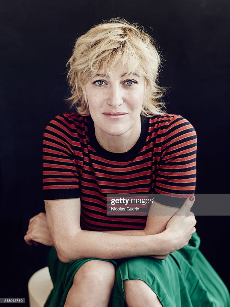 Actress Valeria Bruni Tedeschi is photographed for Self Assignment on May 15, 2016 in Cannes, France.