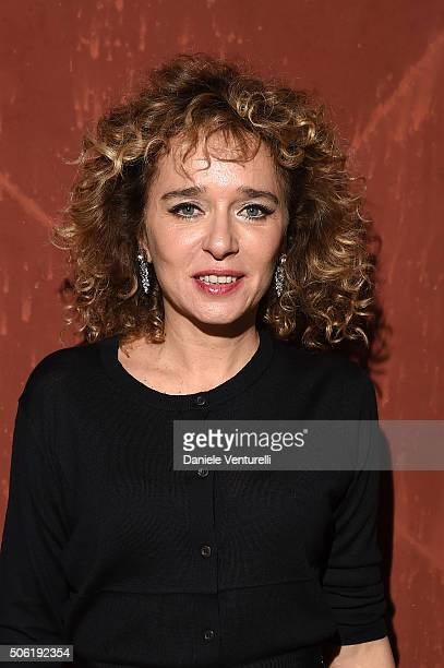 Actress Valeria Golino attends Cocktail Party Celebrating 1th Taormina Film Fest Los Angeles 2016 at Italian Cultural Institute Of Los Angeles on...