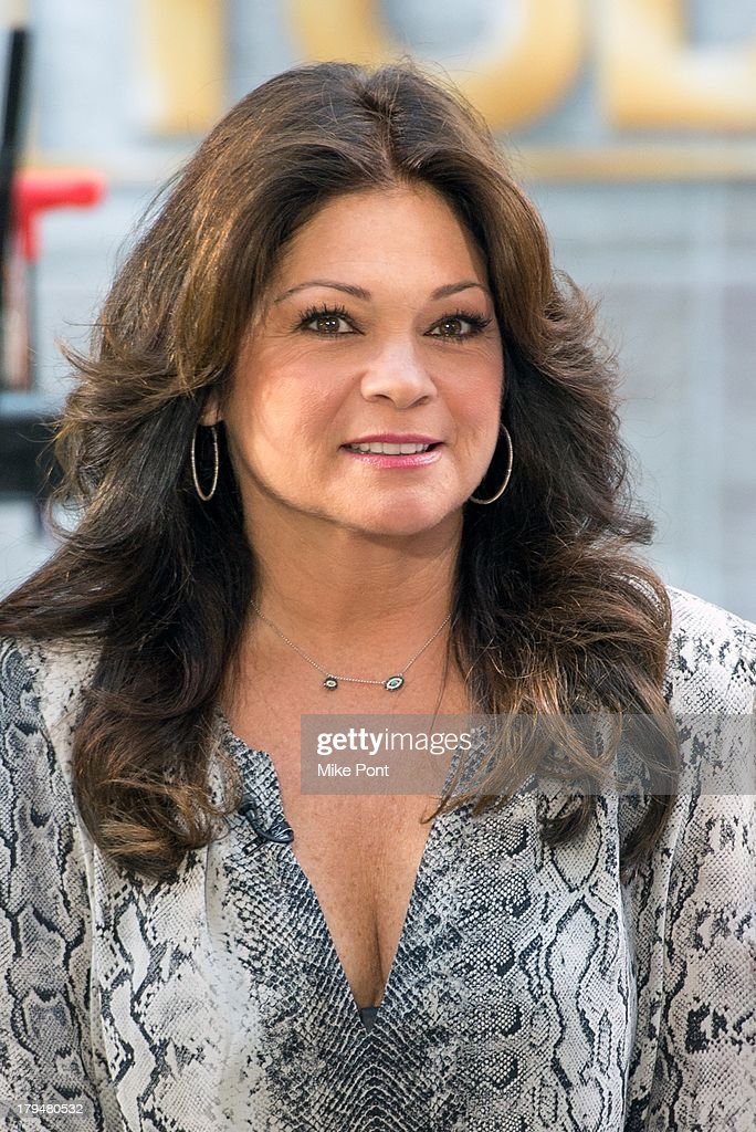 Actress <a gi-track='captionPersonalityLinkClicked' href=/galleries/search?phrase=Valerie+Bertinelli&family=editorial&specificpeople=790177 ng-click='$event.stopPropagation()'>Valerie Bertinelli</a> appears on NBC's 'Today' at NBC's TODAY Show on September 4, 2013 in New York City.
