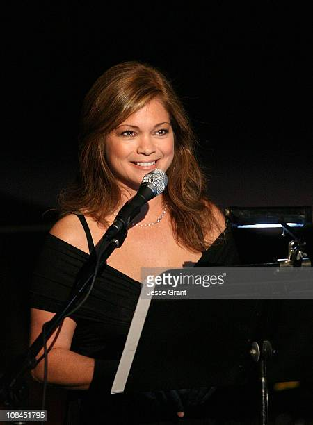 Actress Valerie Bertinelli at The Festival Of Arts/Pageant Of The Masters 2007 Gala Benefit at The Irvine Bowl Park on August 25 2007 in Laguna Beach...