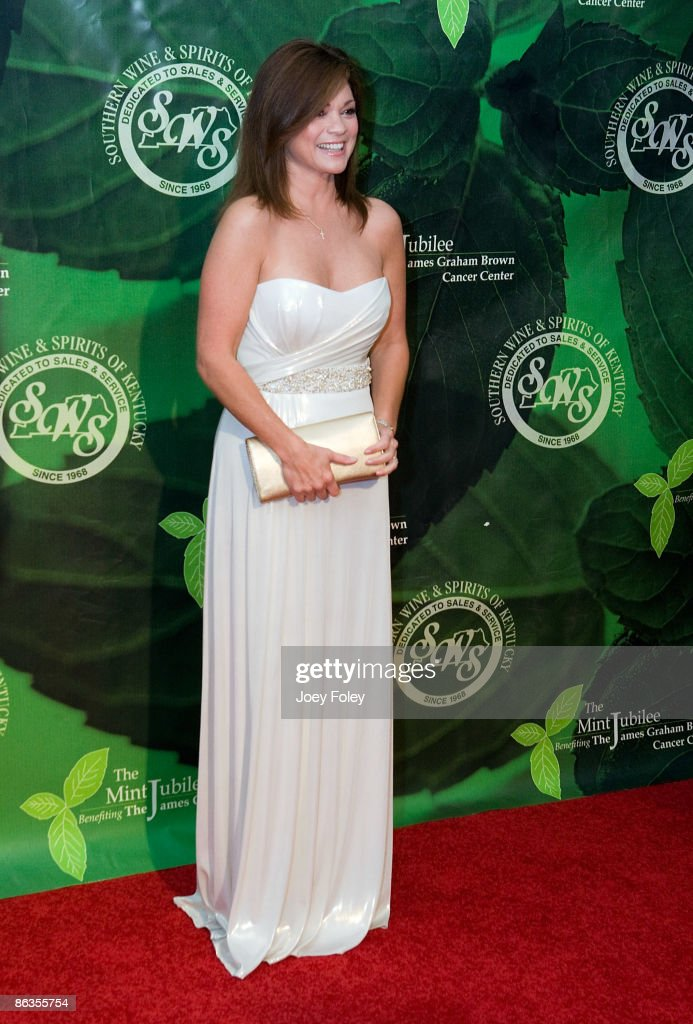 Actress Valerie Bertinelli attends the 2009 Mint Jubilee Derby Eve Gala at the Galt House Hotel & Suites on May 1, 2009 in Louisville, Kentucky.