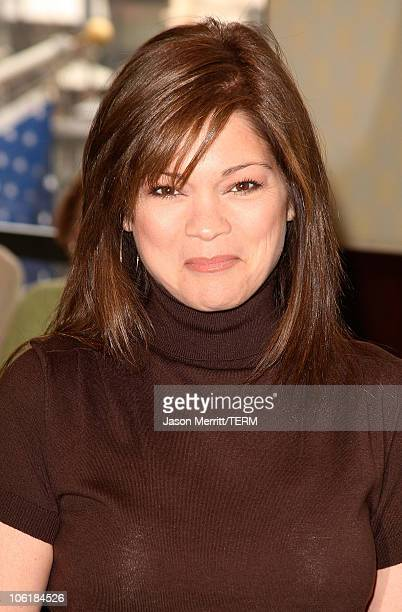 Actress Valerie Bertinelli signs copies of her new book 'Losing It' at Barnes Noble on March 1 2008 at The Grove in Los Angeles California