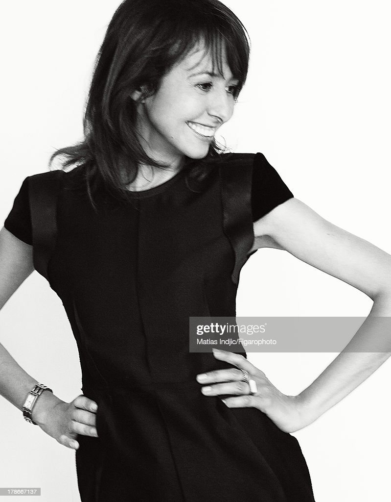 Valerie Bonneton, Madame Figaro, August 23, 2013